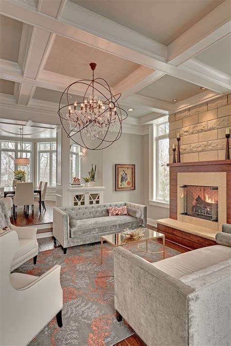 Modern Coffered Ceiling by Best 25 Coffered Ceilings Ideas On Dining