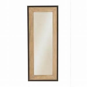 Miroir Rectangulaire Pas Cher : miroir bois pas cher maison design ~ Dailycaller-alerts.com Idées de Décoration