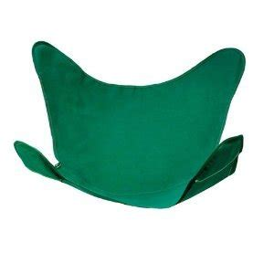 amazon com hunter green butterfly chair replacement