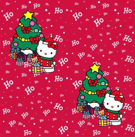Hello Kitty Christmas Wallpapers, Wishes 2015