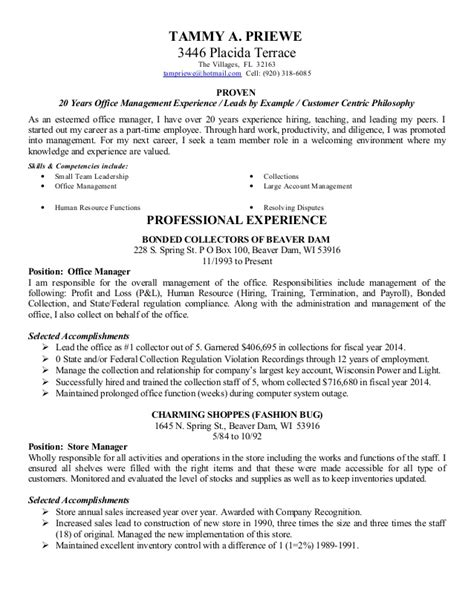Resumes By Tammy tammy resume