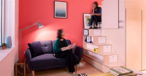 micro apartment  londons latest idea  combat