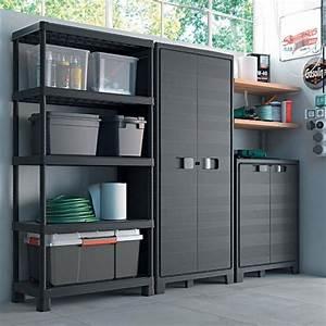 Meuble De Garage : armoire de rangement pour garage armoire furniture ~ Melissatoandfro.com Idées de Décoration
