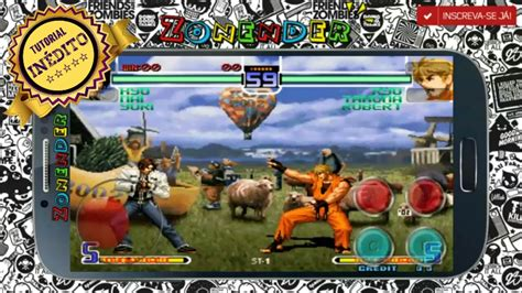 telecharger kof 2002 magic plus android