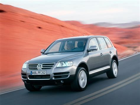 Volkswagen Touareg Typ 7l Review Problems Specs