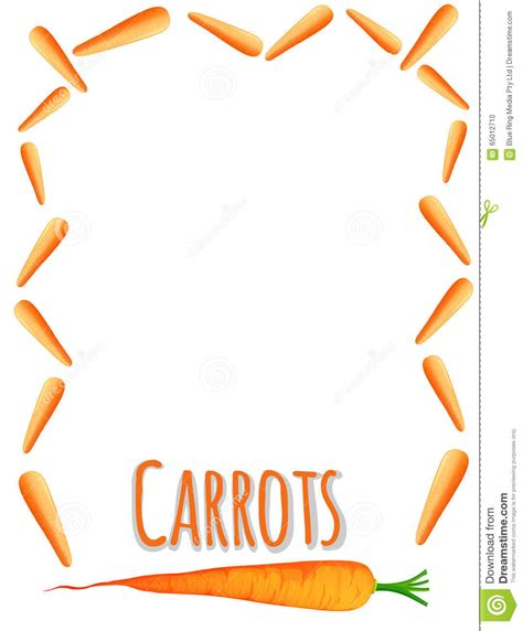 Clip Of Carrot Clipart Border Pencil And In Color Carrot Clipart