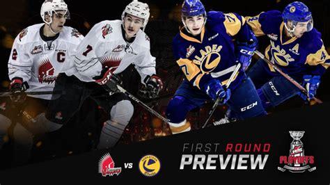 2019 WHL Playoffs begin tonight – WHL Network