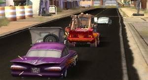 Cars Review Preview For The Gamecube Gc
