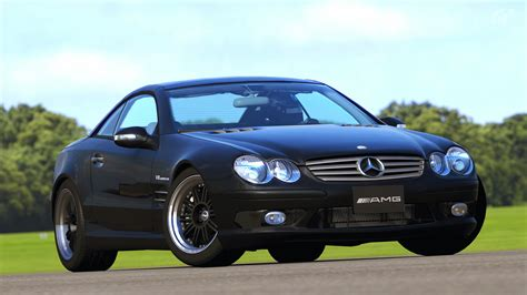 The sl 55 amg was the fastest car in the world fitted with an automatic transmission at the time of its launch. 2002 Mercedes-Benz SL 55 AMG (Gran Turismo 5) by Vertualissimo on DeviantArt