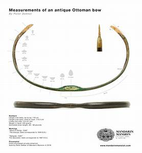 Measurements Of An Ottoman Bow