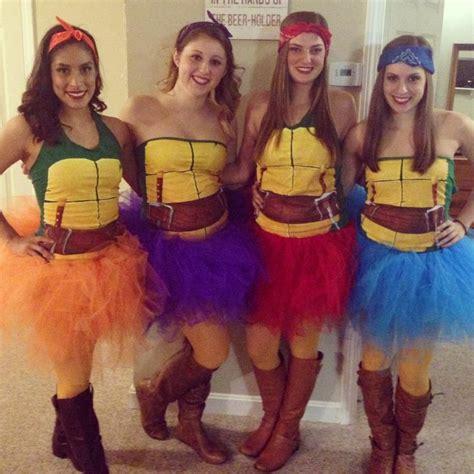 diy ninja turtle costume   tutu bigdiyideascom