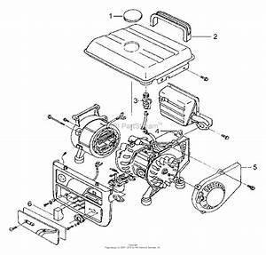 6yams0631st 950 Generator Wiring Diagram