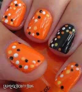 Spooktacular halloween nail art designs easyday