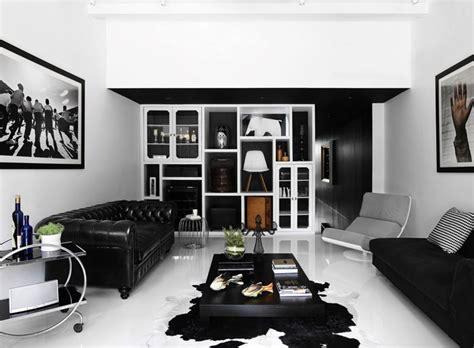 black white and living room ideas referans 187 casa black white 187 arquivo