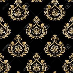 Papier Peint Noir Et Doré : papier peint gris argent leroy merlin papier peint baroque noir velour dore et gris leroy merlin ~ Melissatoandfro.com Idées de Décoration