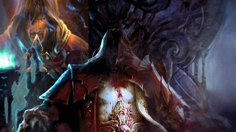 Castlevania Lords Of Shadow 2 Prologue Cutscene Gabriel