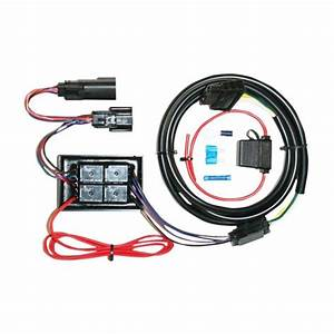 Khrome Werks Plug  U0026 Play Trailer Wiring Harness Kit For