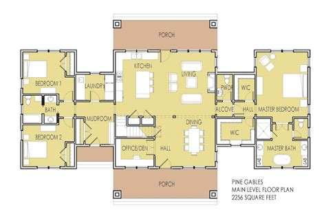 Houses With Two Master Bedrooms by Luxury Ranch Style House Plans With Two Master Suites
