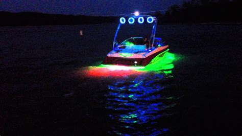 Underwater Boat Lights Ebay by Rgb Multicolor 27w Led Drain Lights Marine Boat