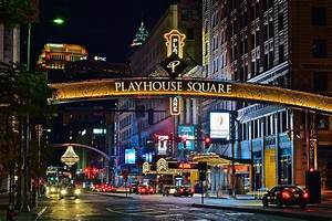 Playhouse Square Photograph by Frozen in Time Fine Art ...