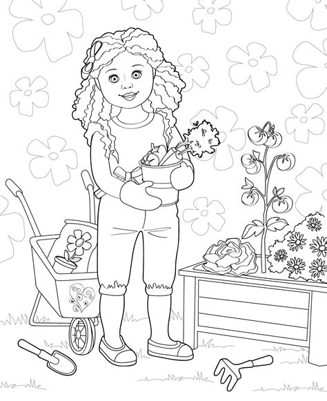 doll coloring books  generation