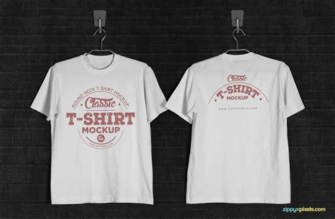 Tshirt Mockup Amazing Free T Shirt Mockup Psd Zippypixels