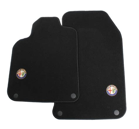 Alfa Romeo Floor Mats by Alfa Brera And Alfa Spider Alfa Romeo Floormat Set