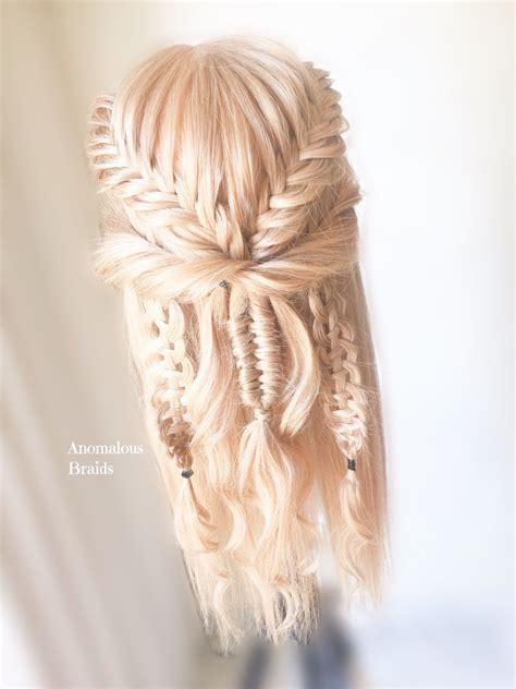 combo braid  braids   braided hairstyles