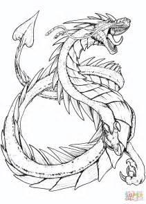 Kindex the Sand Dragon coloring page Free Printable