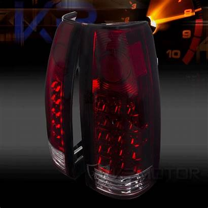 Led Tail Lights C10 Chevy Enlarge Truck