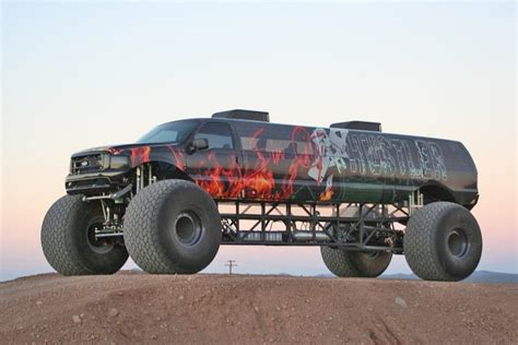 Video Million Dollar Monster Truck For Sale