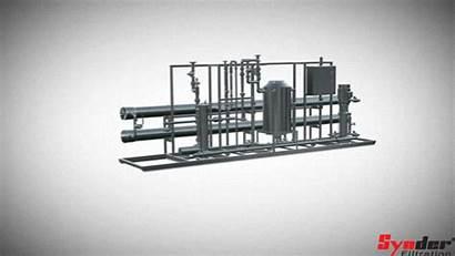 Membrane Ultrafiltration Systems System Flow Process Filtration
