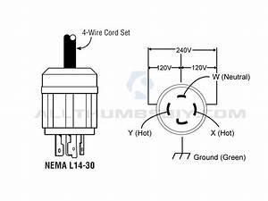 Diagram  30a Generator Receptacle Wiring Diagram Full