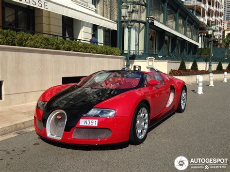 Bugatti has made some of the most coveted cars in history. Bugatti Veyron 16.4 Grand Sport - 14 October 2019 - Autogespot