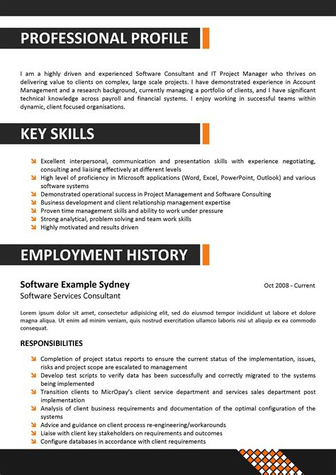 warrant officer resume summary exle mcdonalds cashier