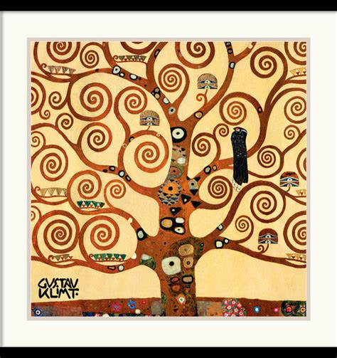 Tv Room Chairs by Tree Of Life Detail 1 Framed Print By Gustav Klimt