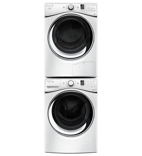 washer dryer stackable remodelista dryers pieces easy duet whirlpool