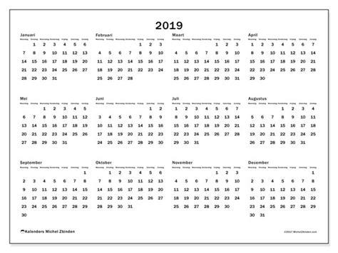 Kalender 2019 (32mz)