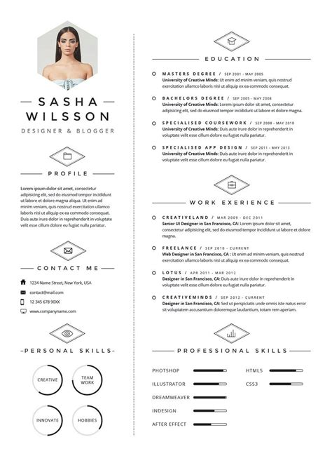 Cv Cover Letter Template by 5 Page Resume Template Cv Template Pack Cover Letter