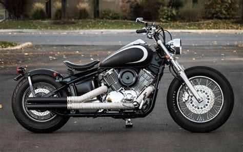 Yamaha V-star 1100 (dragstar)