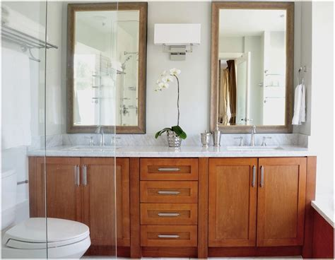 Double Sink Bathroom Mirrors