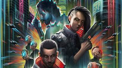 Cyberpunk 2077 4k Characters Wallpapers Games Pc