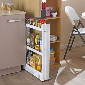 etagere gain de place cuisine With meuble gain de place cuisine