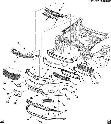 2014 Chevy Cruze Parts Diagram Imageresizertoolcom
