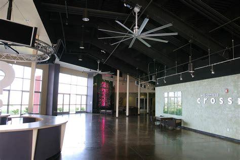 silent  efficient church ceiling fans  big ass fans