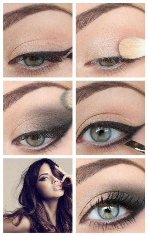 Comment maquiller les yeux verts? 50 astuces en photos et vidéos! . Maquillage yeux verts Maquiller les yeux Maquillage yeux