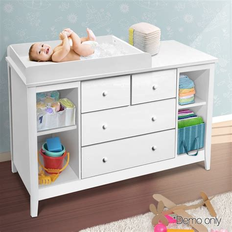 baby changing dresser buy now baby change table changing chest of drawers