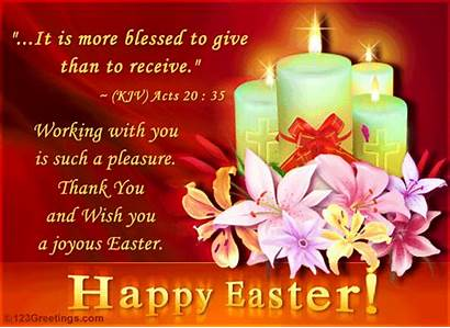 Easter Greetings Formal Greeting Cards 123 Card