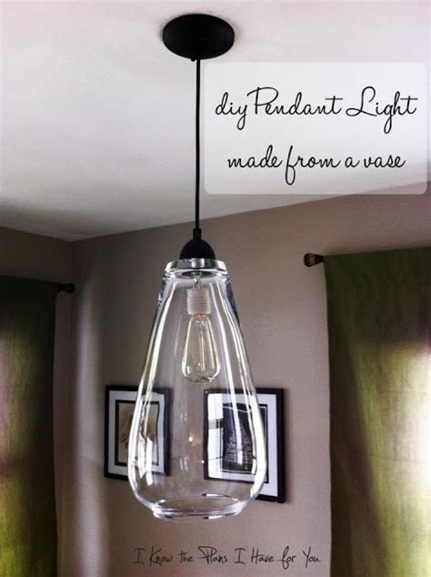 25 best ideas about diy pendant light on