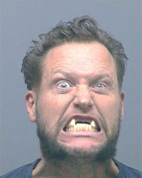 funniest mugshot faces  gallery
